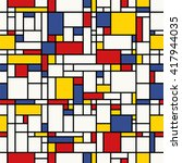 seamless abstract mosaic...