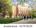 krakow  poland   april 17  2016 ... | Shutterstock . vector #417978139