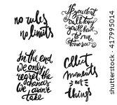 No Rules  No Limits. Collect...
