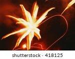 firework | Shutterstock . vector #418125