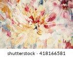 modern... | Shutterstock . vector #418166581