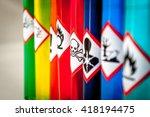 Chemical Hazard Pictograms...