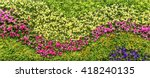 plant wall | Shutterstock . vector #418240135