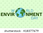 Happy Environment Day Greeting...