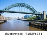 newcastle  england   may 9 ...   Shutterstock . vector #418396351
