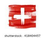 Switzerland Colorful Brush...