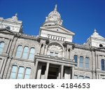 old court house   Shutterstock . vector #4184653