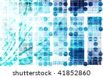 research and development of new ... | Shutterstock . vector #41852860