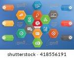 business marketing concept info