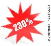 Discount 230 Percent Off. 3d...
