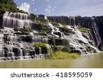 Pongour Waterfall  Central...