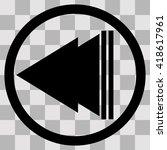vector flat black singl icon...