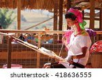 Traditional Padaung Woman From...