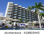 maui  hi  30 march 2016  opened ...   Shutterstock . vector #418803445