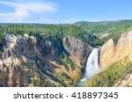 Lower Yellowstone Falls  ...