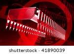 digital illustration of  a...   Shutterstock . vector #41890039