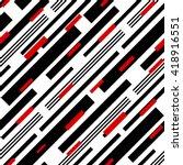 seamless diagonal stripe... | Shutterstock .eps vector #418916551