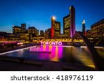 View Of Nathan Phillips Square...