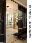 boutique interior   Shutterstock . vector #41903713