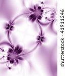 beautiful flowers | Shutterstock . vector #41911246