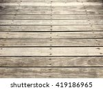wood texture pattern  abstract... | Shutterstock . vector #419186965