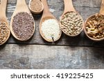 super food | Shutterstock . vector #419225425