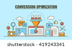 Conversion Optimization Vector