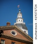 Historic State House And Dome...