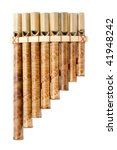 Small photo of Pan flute