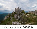 Rocca Calascio  A Mountaintop...