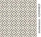 vector seamless pattern. modern ...   Shutterstock .eps vector #419494819