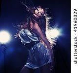 Dancing Girl 5