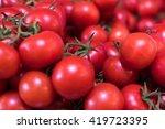 tomatoes   Shutterstock . vector #419723395