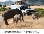 kenya   march 22  2016 ...   Shutterstock . vector #419887717