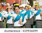 lamphun  thailand   may 8   the ... | Shutterstock . vector #419926099