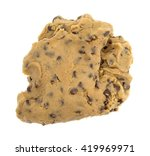 A Ball Of Chocolate Chip Cooki...