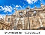 Royal Chapel In Granada...