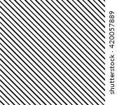 striped pattern in diagonal... | Shutterstock .eps vector #420057889