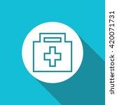 vector illustration of pharmacy ...