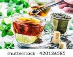 Tea. Mint Tea. Herbal Tea. Min...