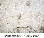 crack concrete texture... | Shutterstock . vector #420171064