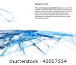 abstract background design | Shutterstock . vector #42027334