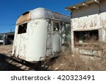 The Ghost Town Of Bombay Beach...