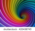 3d colorful background | Shutterstock . vector #420438745