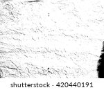 old  paper  distress texture.... | Shutterstock .eps vector #420440191