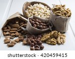 Nuts  In The Bowl