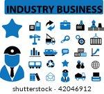 industry business. vector