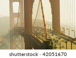 Golden Gate Bridge Rush Hour...