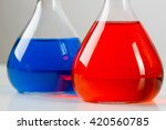 chemistry test research | Shutterstock . vector #420560785