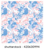 marble texture seamless pattern ... | Shutterstock .eps vector #420630994
